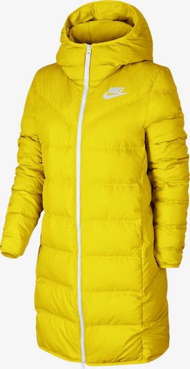 Nike Sportswear Daunenjacke ' Sportswear Windrunner W ' in gelb, Produktansicht