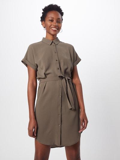 VERO MODA Sukienka koszulowa 'SASHA' w kolorze oliwkowym, Podgląd na modelu(-ce)