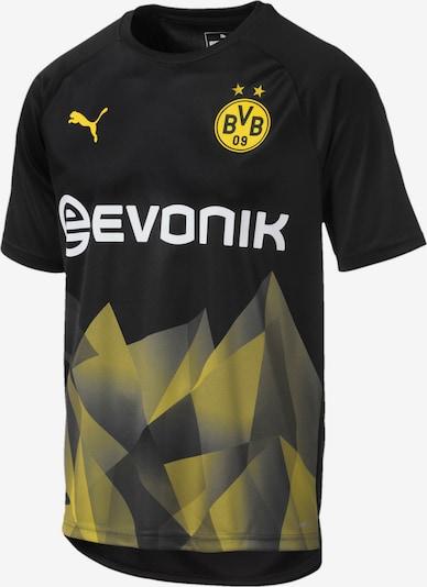 PUMA Trikot 'BVB International Stadium Herren Replica' in gelb / schwarz, Produktansicht