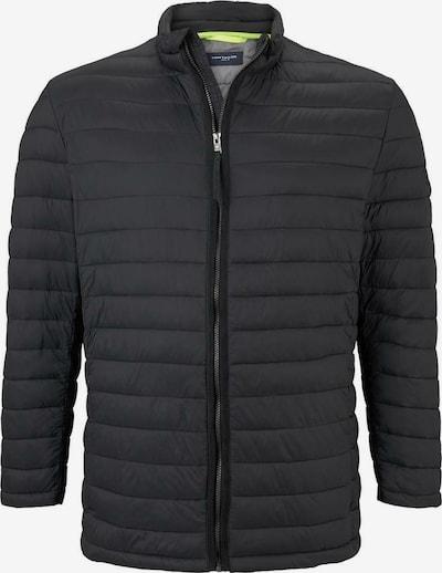 TOM TAILOR Men Plus Jacke in schwarz, Produktansicht