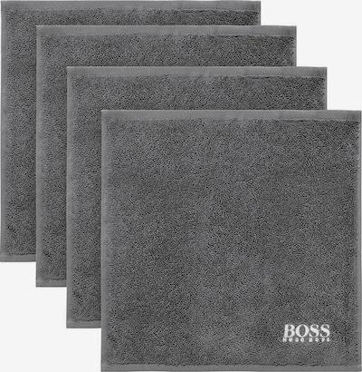 BOSS Home Handtuch in graphit, Produktansicht