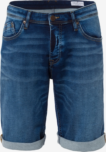 Cross Jeans Jeansshorts 'Leom' in blue denim, Produktansicht