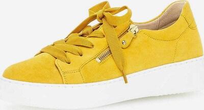 GABOR Sneakers in gelb, Produktansicht