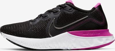 NIKE Loopschoen 'Renew Run' in de kleur Zwart, Productweergave