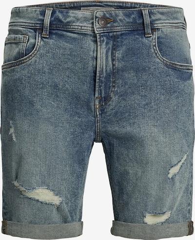 Produkt Klassische Jeansshorts in blau, Produktansicht