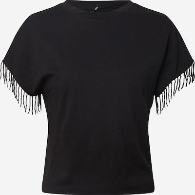 ONLY Majica 'ONLCRYSTAL' | črna barva, Prikaz izdelka