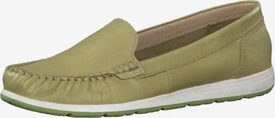 MARCO TOZZI Mocassins in de kleur Groen, Productweergave