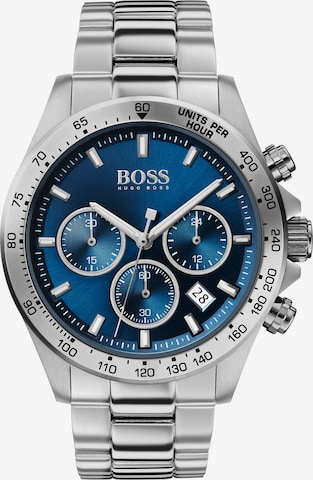 BOSS Casual Analog Watch in Silver