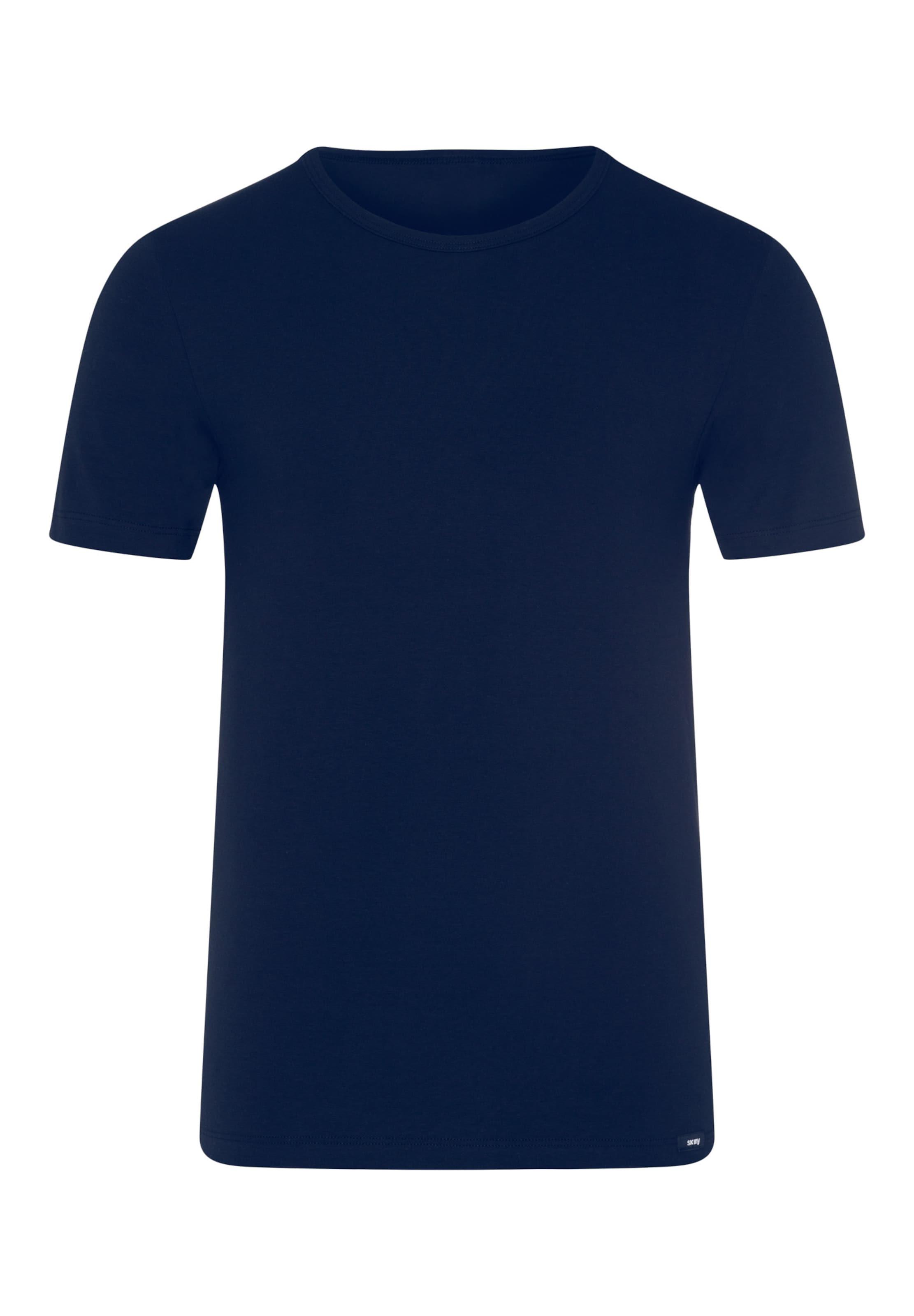 Blau Unterhemd In Skiny Skiny Unterhemd rxCBWode