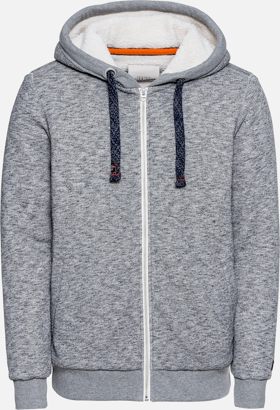 Jackamp; Clair Veste En Gris Jones Survêtement De n0OwvmN8