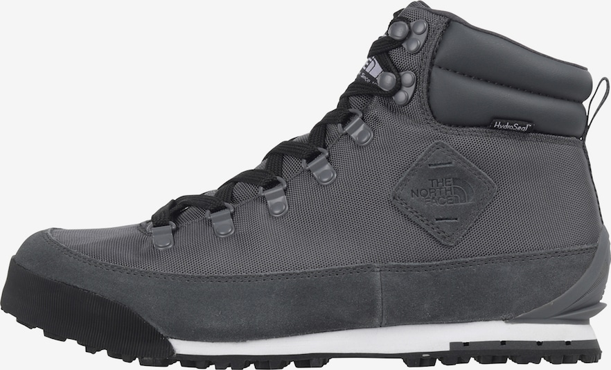 THE NORTH FACE Boots 'Back-To-Berkeley Nl' in de kleur Donkergrijs, Productweergave