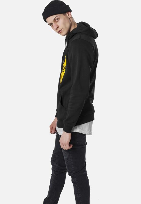 Mister Tee Tee Tee Hoody 'Wu-Wear' in gelb   schwarz  Bequem und günstig 82ec71