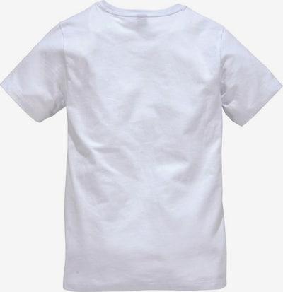 BENCH T-Shirt in mischfarben / weiß, Produktansicht
