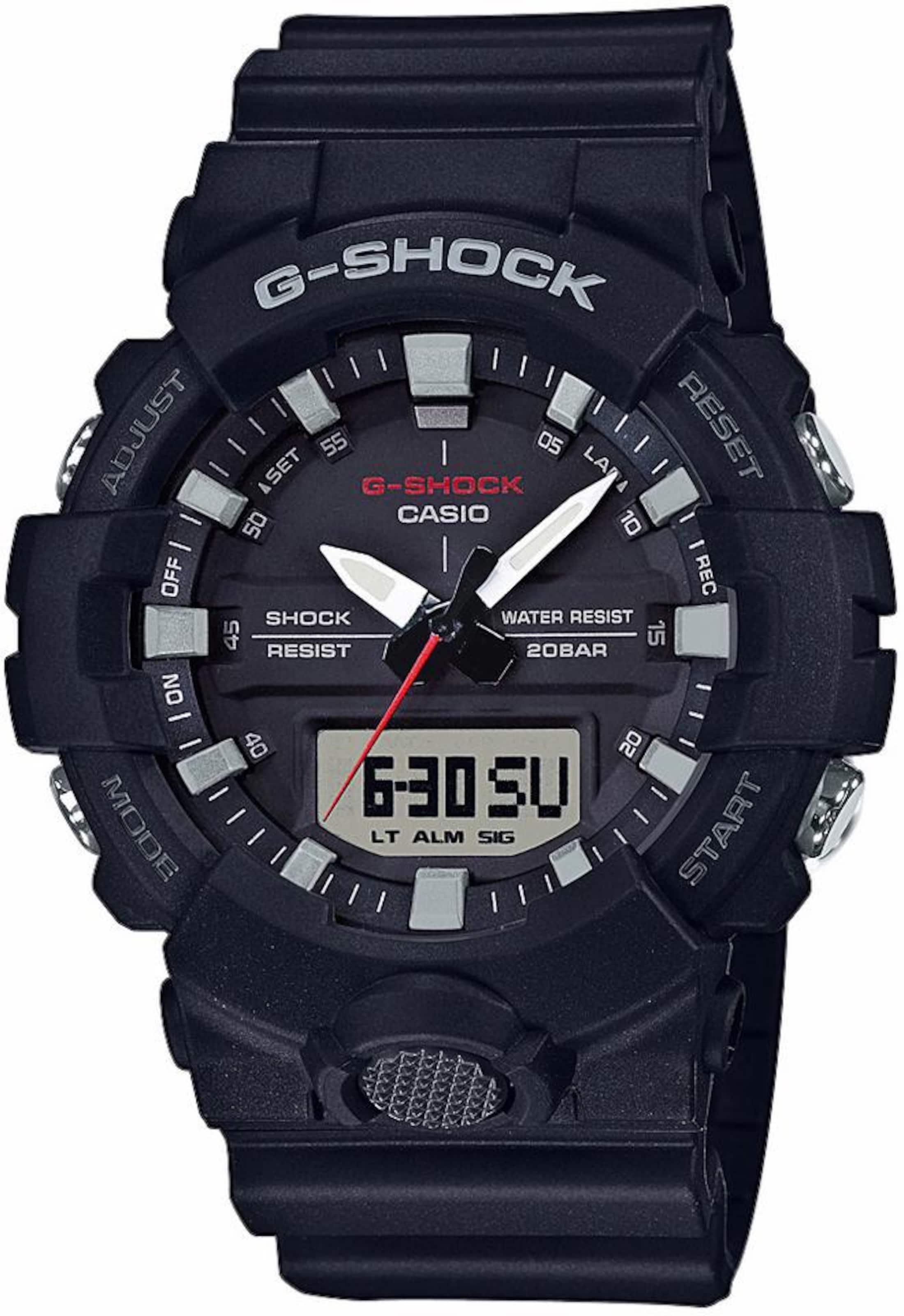 Billig Verkauf Für Billig Auslass 2018 Neu CASIO G-Shock Chronograph 'GA-800-1AER' Kosten CwHnAzT9Z0