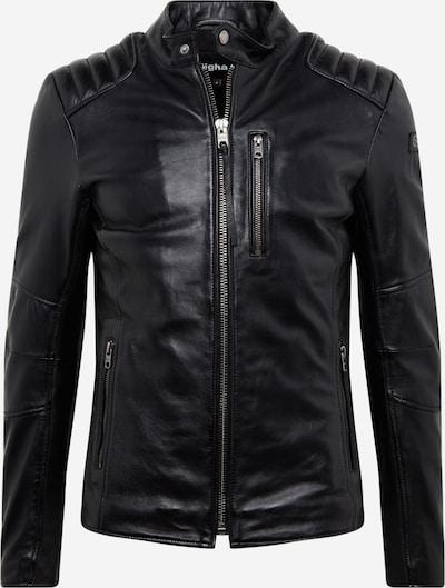 tigha Lederjacke 'Sami' in schwarz, Produktansicht