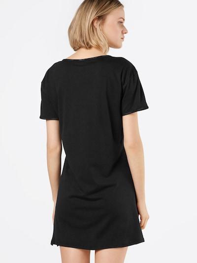 Calvin Klein Underwear Nightshirt in schwarz: Rückansicht