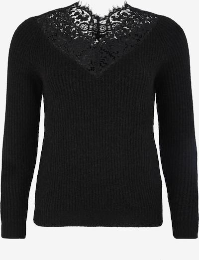 Vero Moda Curve Pullover 'MERLA' in schwarz, Produktansicht