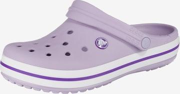 Crocs Clogs 'Crocband' in Lila