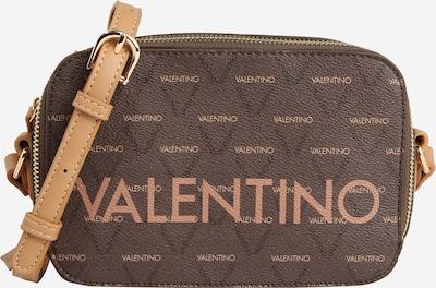 Geantă de umăr 'Liuto' Valentino by Mario Valentino pe maro deschis / maro închis / negru / alb, Vizualizare produs