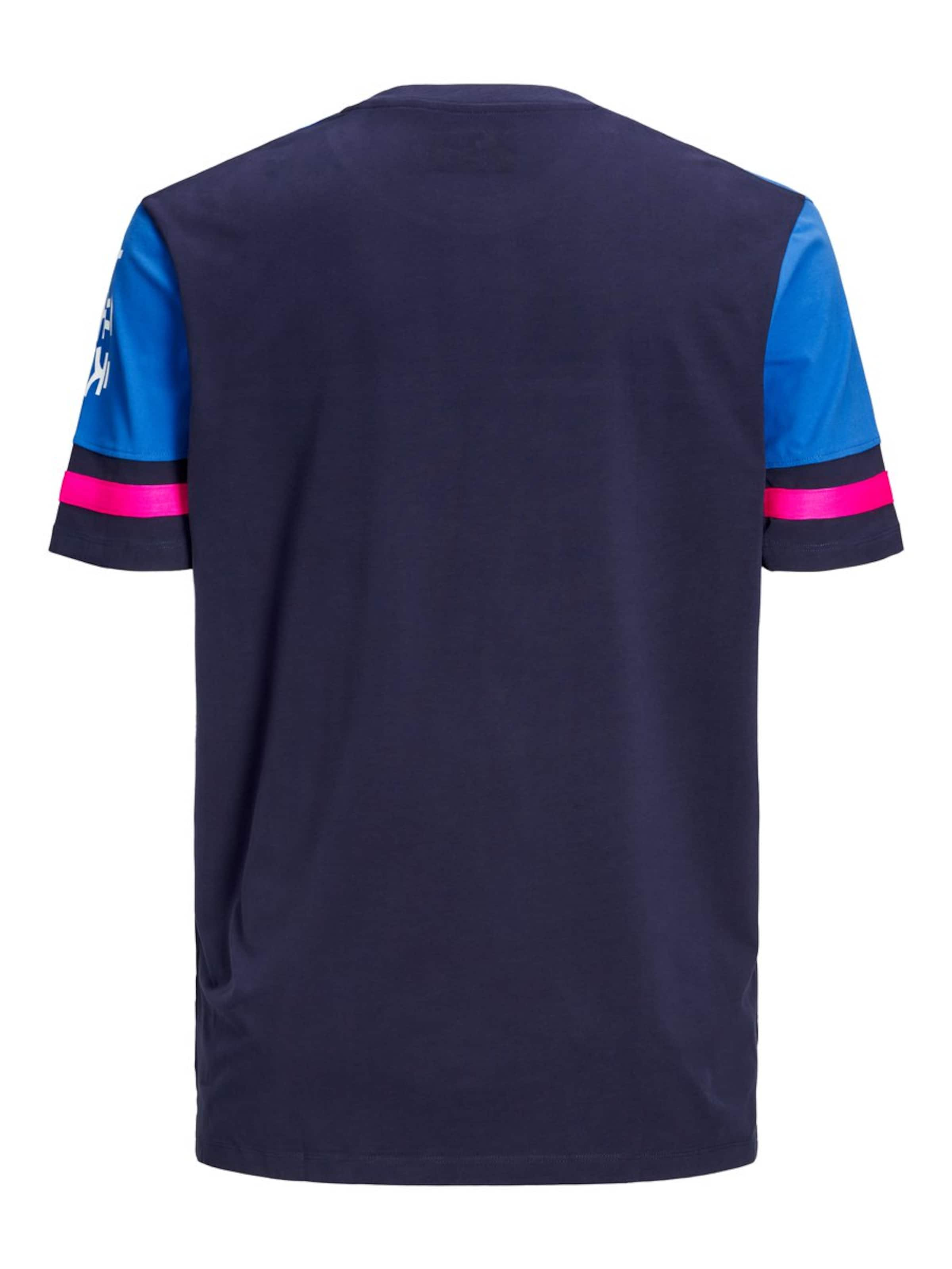 Jackamp; Jones shirt Bleu T En XOkiuPZ