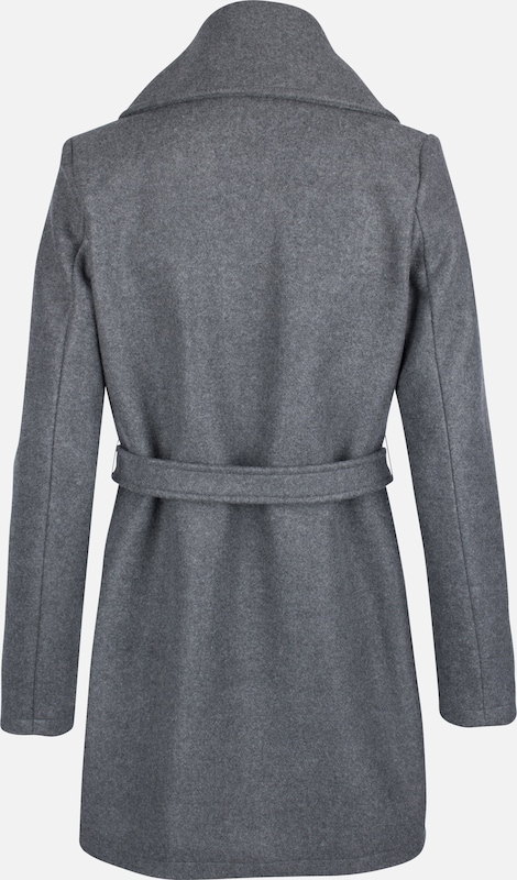 MYMO Mantel in graumeliert  Freizeit, schlank, schlank, schlank, schlank 2fe4d0