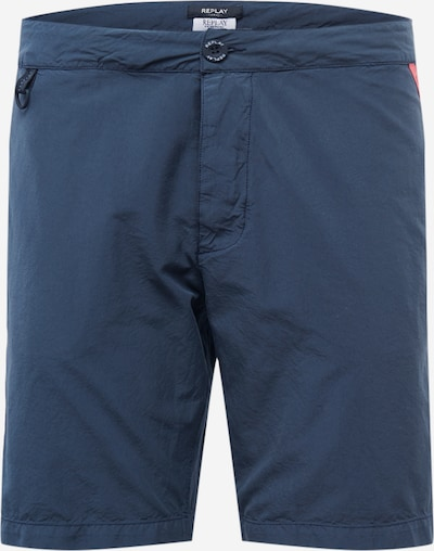 REPLAY Badeshorts in navy, Produktansicht