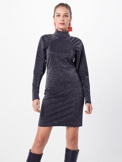 Suknelė 'Una' iš NORR , spalva - juoda / Sidabras: Vaizdas iš priekio
