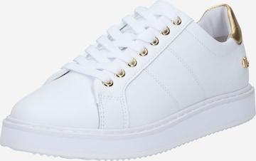 Lauren Ralph Lauren Sneakers 'Angeline' in White