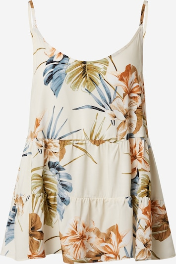 Dorothy Perkins Top 'TROPICAL TIERED CAMI' in beige / mischfarben, Produktansicht