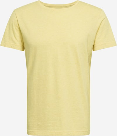 Banana Republic Shirt 'SS SW ORGANIC CREW' in goldgelb, Produktansicht