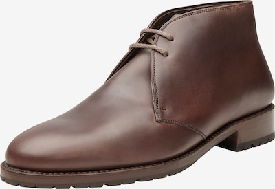 SHOEPASSION Boots 'No. 6612' in schoko: Frontalansicht