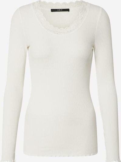 SET Shirt in weiß, Produktansicht
