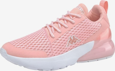 KAPPA Sneaker 'Colp' in rosé: Frontalansicht