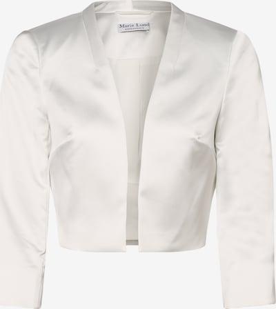 Marie Lund Bolero ' ' in weiß, Produktansicht