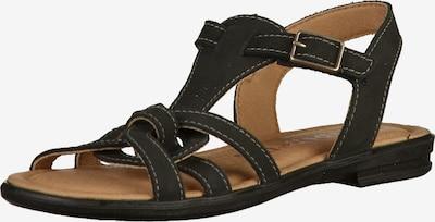 RICOSTA Sandale in schwarz, Produktansicht