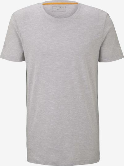 TOM TAILOR DENIM T-Shirt in hellgrau, Produktansicht