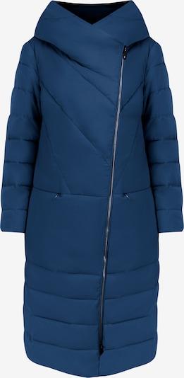 Finn Flare Wintermantel in violettblau, Produktansicht