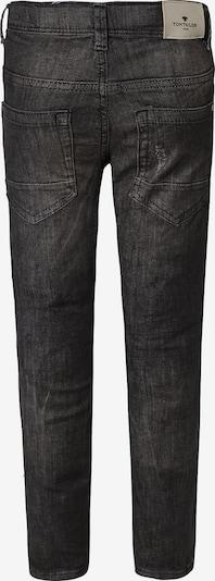 TOM TAILOR Jeans in black denim: Frontalansicht