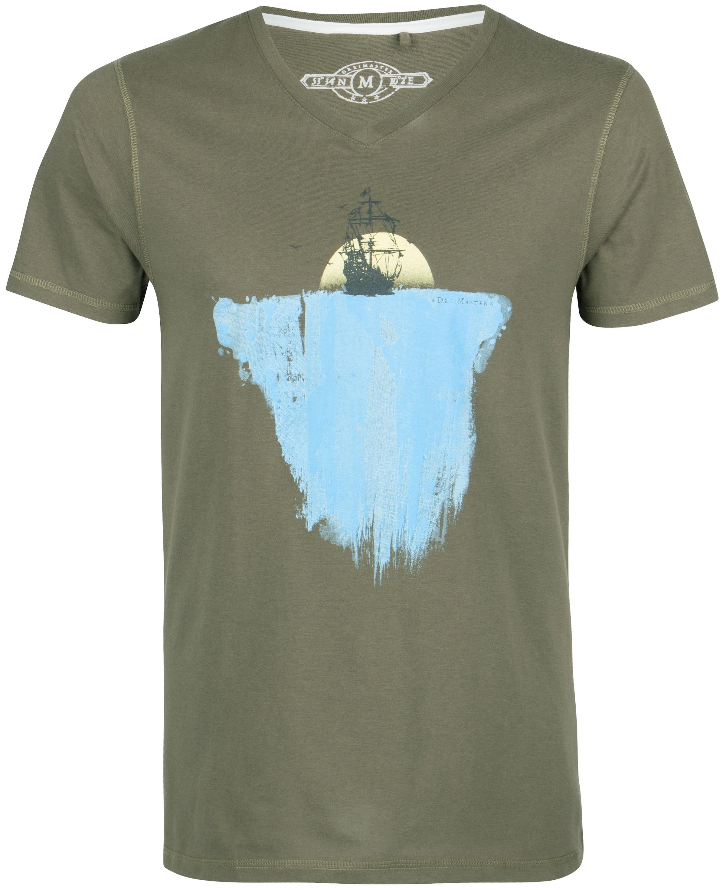 DREIMASTER T-Shirt Nagelneu Unisex Zum Verkauf Günstig Kaufen Shop Exklusive Online Enz0RoQU7