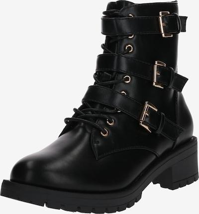 Bianco Veterlaarsjes 'BIACLAIRE' in de kleur Zwart, Productweergave