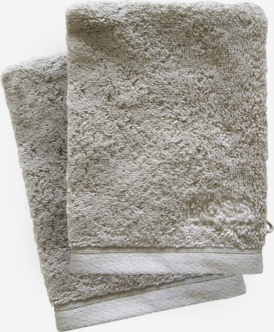 BOSS Home Handtuch in grau, Produktansicht