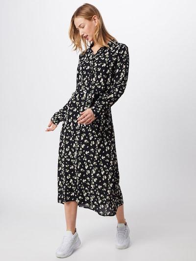 Neo Noir Kleid 'Vega Night Flower Dress' in schwarz, Modelansicht