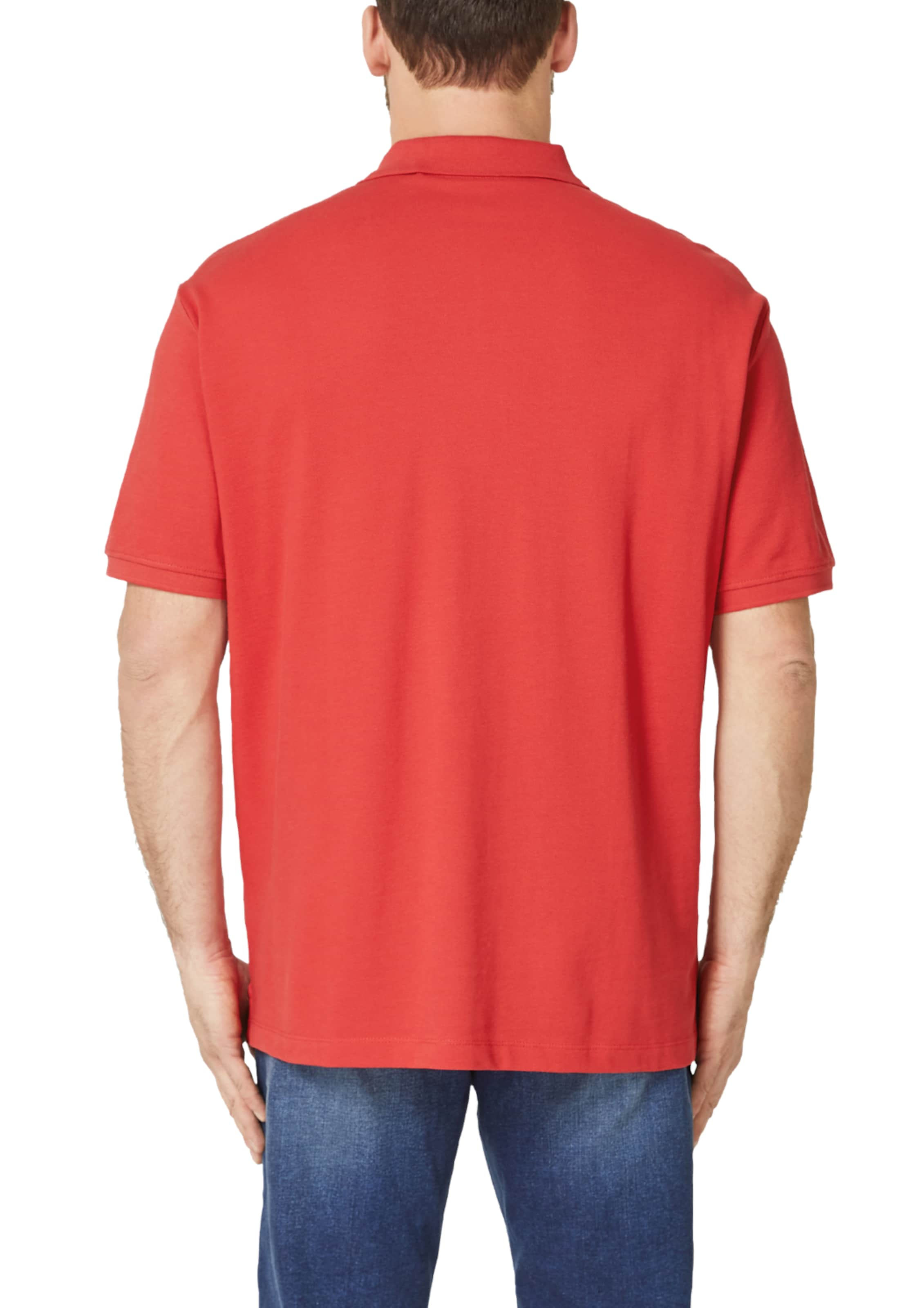 oliver Red Rot Label S Poloshirt In JT1uc3KlF