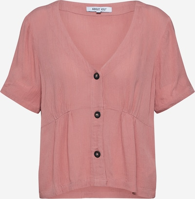 ABOUT YOU Shirt 'Jarina' in rosé, Produktansicht