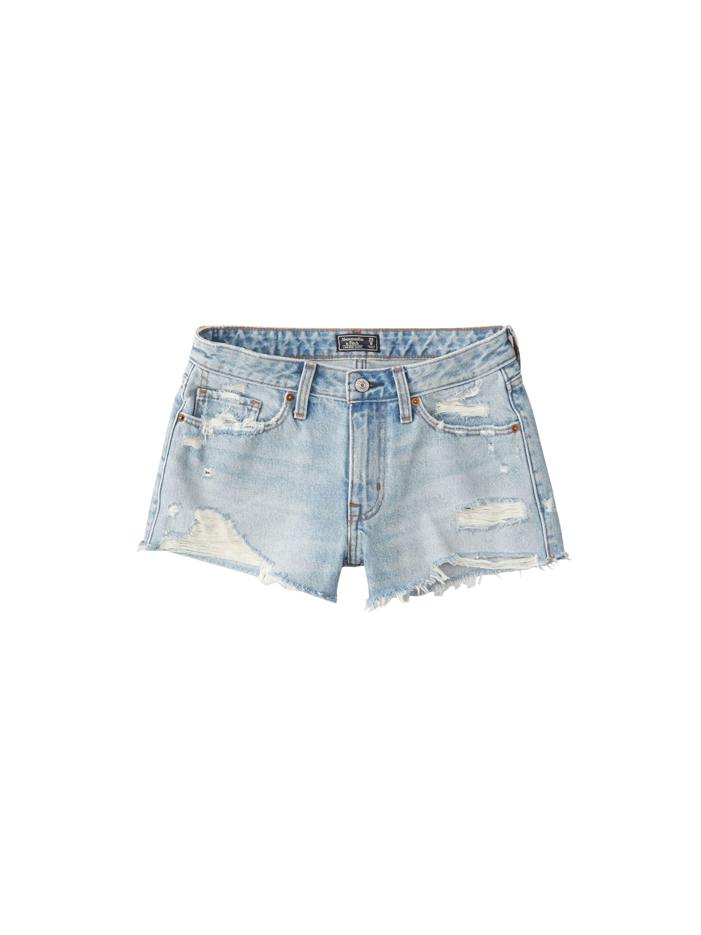 Denim Fitch In Shorts Abercrombieamp; Blue 7bvgIYymf6