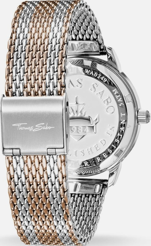Thomas Sabo Quarzuhr 'WA0273-283-201-33 mm'