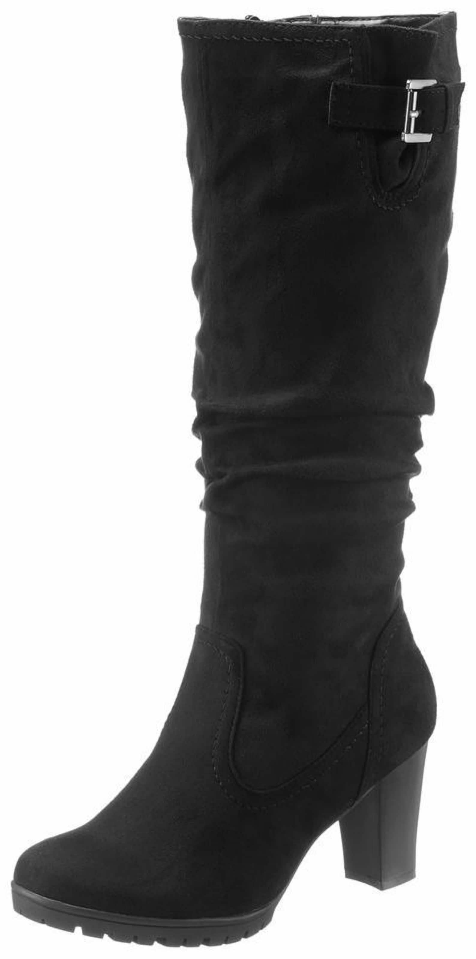 CITY WALK Plateaustiefel Verschleißfeste billige Schuhe