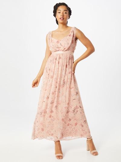 VILA Jurk 'VIRILLA' in de kleur Gemengde kleuren / Rosa, Modelweergave