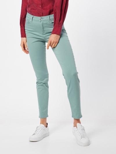 BRAX Jeans 'SHAKIRA' in mint, Modelansicht