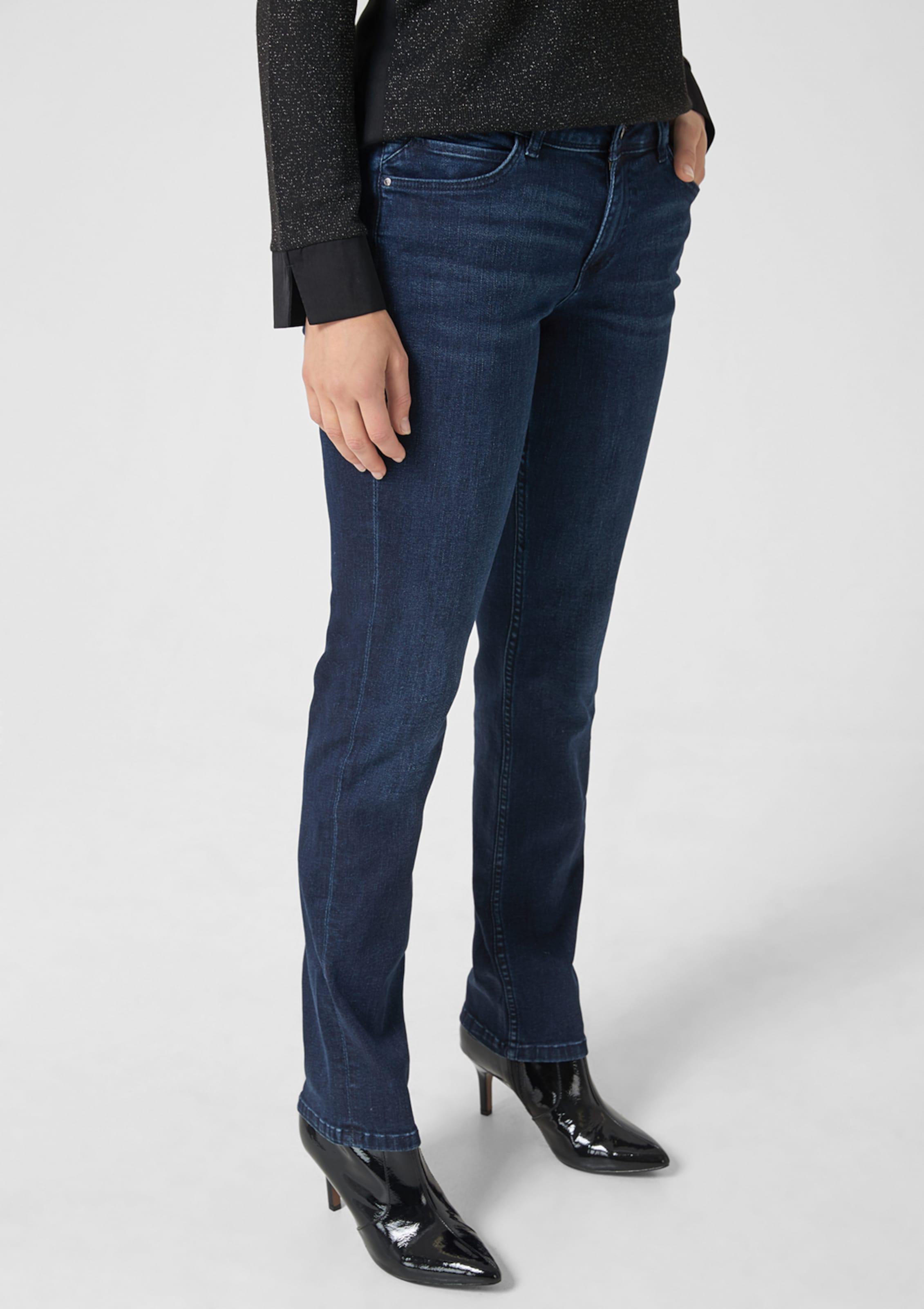 S In oliver Dunkelblau Jeans Label Red ZTPXuOki